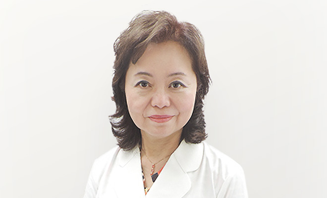 女性ドクターたちの写真